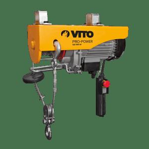 GUINCHO ELECTRICO 100/200KG - 500W VITO